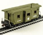 Model Power 99165 US Army Caboose